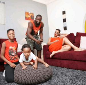 Ex-Big Brother Africa star Pokello shows off her favourite boys (Photos)